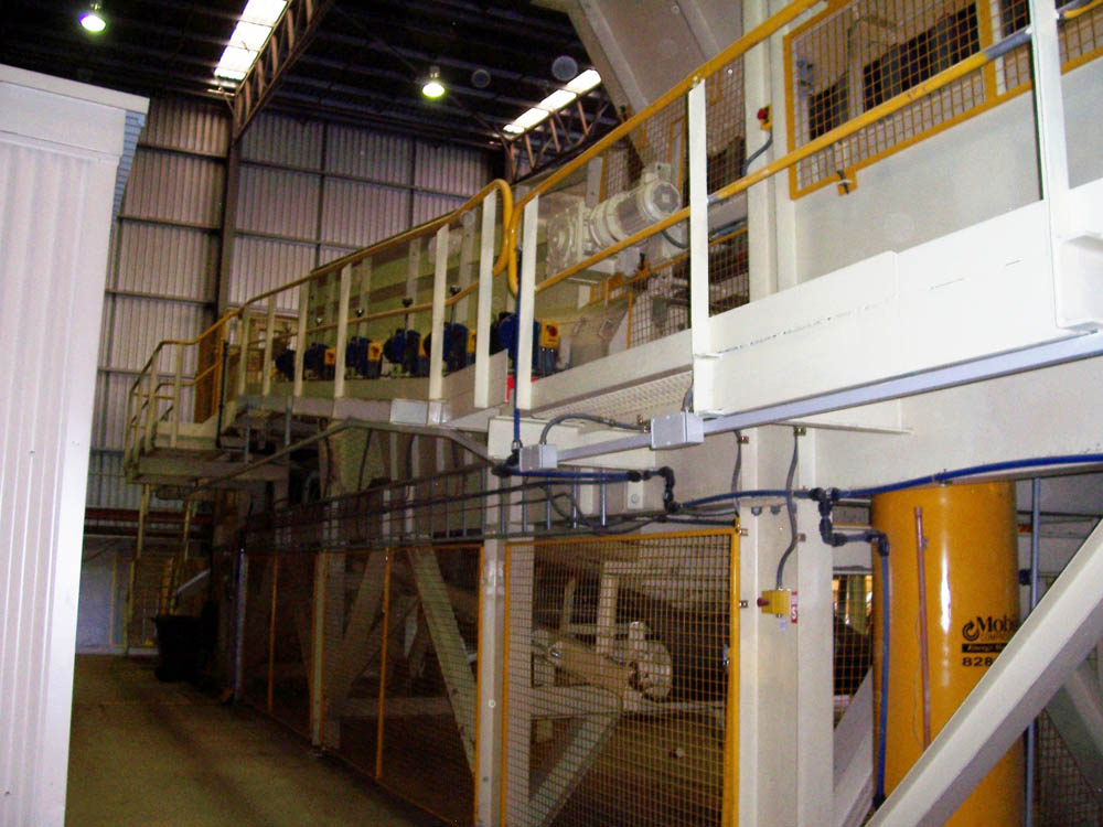 Alternative Fuels Waste Recycling Plant